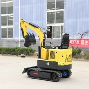 HW-10型微型小挖机,恒旺热销液压小型挖掘机