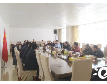 甘肃酒泉市政府与华锐风电科技(集团)股份有限公司举行座谈会