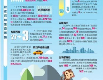 5年来 广东深圳PM2.5年均浓度降至19微克/立方米,降幅近40%
