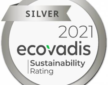 """晶澳科技荣获2021 EcoVadis""""<em>企业社会责任</em>成就认可银奖"""""""