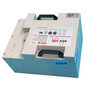 霍克AGV锂电池EV48-100/48V100A高倍率电流