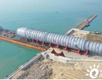 亚洲最重钢制石化塔器落户揭阳