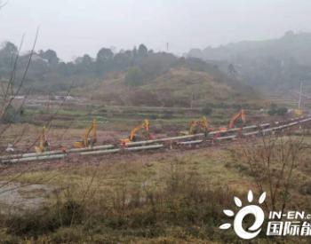 重庆新建两座储气库 有望形成15亿立方米工作气量