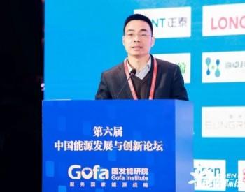 三峡新能源吴启仁:新能源市场亟需合理的监管、调控、预警机制