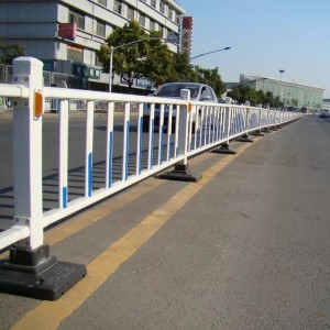 山西晋恒园林景观工程    市政护栏