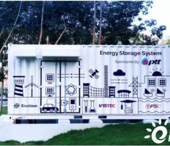 泰国首个100%清洁能源电力零碳智慧校园项目正式投运