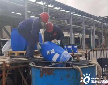 内蒙古100万吨煤制甲醇项目正式进入试车准备阶段