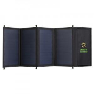 haogood HS28Q户外太阳能充电折叠包QC3.0快充