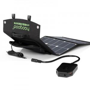 haogood HS60数显太阳能折叠包PD快充QC3.0