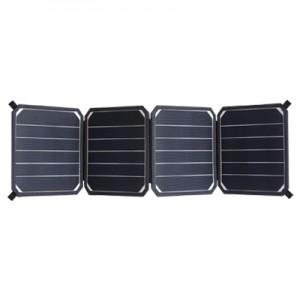 haogood HS14迷你小巧折叠5V轻便太阳能充电器