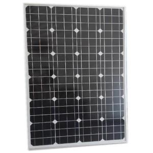 单晶100W太阳能电池板 多晶太阳能板批发