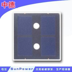单晶PET太阳能层压板 5V太阳能电池板厂家