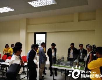 湖北工程公司泰国曼谷恰图恰230千伏变电站总承包项目顺利移交