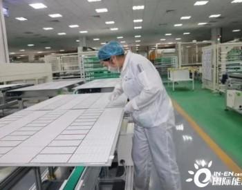 协鑫:全面迎接大尺寸组件,助力打造百亿光伏园区