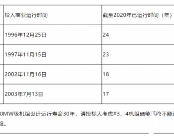 招标 | 广东深圳妈湾电厂计划配置两套12MW/12MWh储能系统