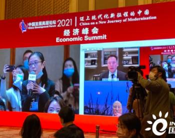 晶科能源参加中国发展高层论坛,对话特斯拉