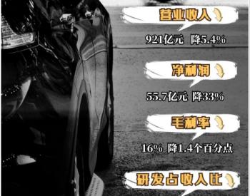 """净利润下滑超3成 吉利汽车度过""""最困难一年""""!今年要""""触底反弹""""?"""