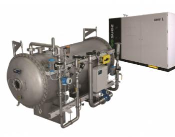 苏伊士推出新一代大型臭氧发生器Ozonia L