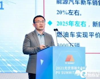 王来增:中国光伏产业的发展趋势和应用前景的展望