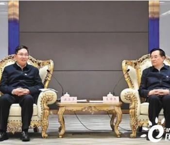 中石化集团与河南省签署战略合作协议