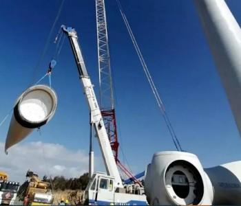 大风轮吊装真有安全黑洞?专家提醒:160米以上直径风轮必须单叶片吊装!