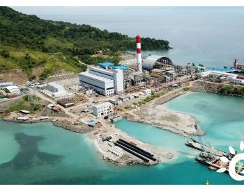 印尼哥伦打洛项目倒送电一次成功