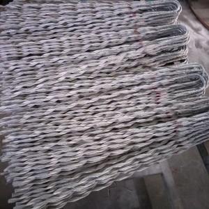 厂家专业生产出口型预绞丝护线条 自承是光缆金具小档距耐张线夹