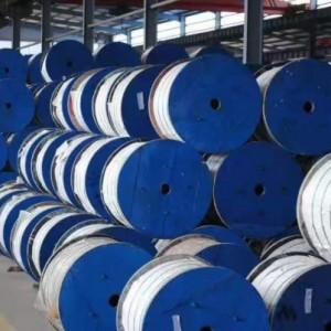 厂家生产出口型热镀锌钢绞线 铝包钢绞线 钢绞线 热镀锌钢丝