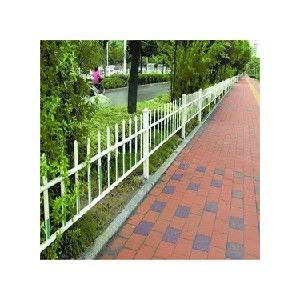 山西晋恒园林景观工程   市绿化围栏