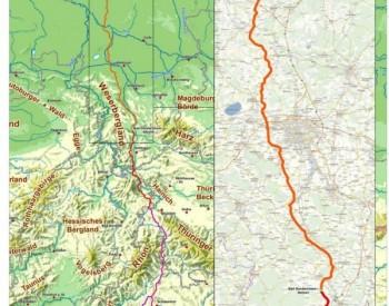 德国北南风电通道最后 190 公里线路终于确定,将建地下电缆