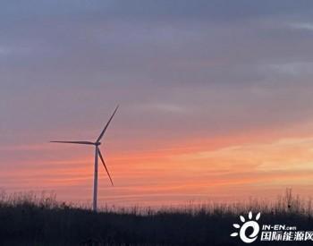 国电河南后地风电场提前完成月度发电量任务