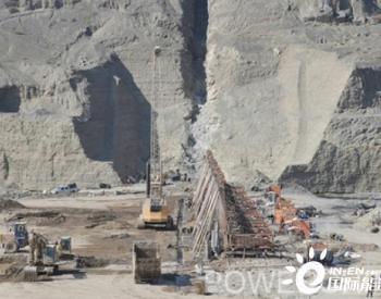 新疆重点<em>水利工程</em>大河沿引水工程建成蓄水