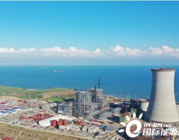 土耳其胡努特鲁燃煤电厂2号锅炉进入安装高峰期