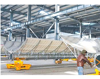 开发风光热储一体化项目 甘肃光热发电有限公司一马当先