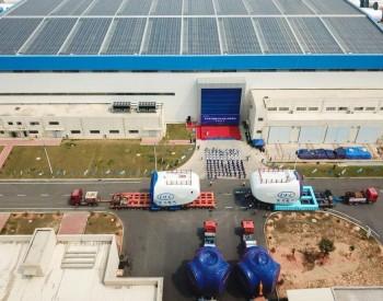 目前亚洲单机最大!东方电气10MW海上风机批量交付