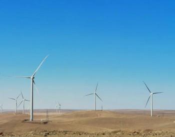 中国海装低温型风力发电机组在沙尘暴期间长时间持续满发!