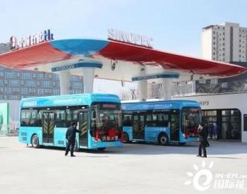 洺源科技配套,辽宁大连首批10辆<em>氢燃料电池公交车</em>正式上线运营