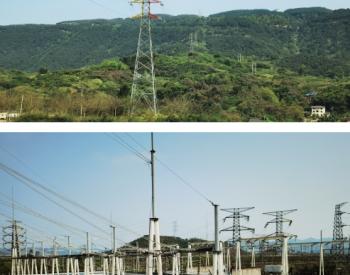 重庆江北220千伏琏珠输变电工程110千伏琏庆线带电