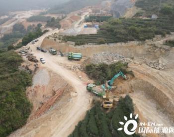 福建泉州白濑<em>水利枢纽工程</em>大坝坝基正式开挖