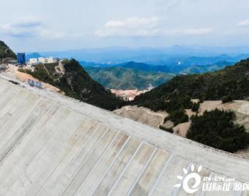 广东梅蓄电站上水库工程通过蓄水验收