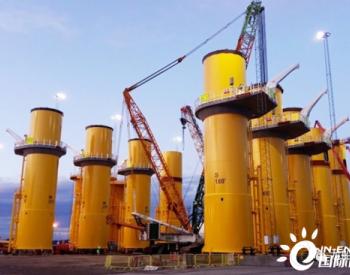 欧盟加大对台湾海上风电的投资