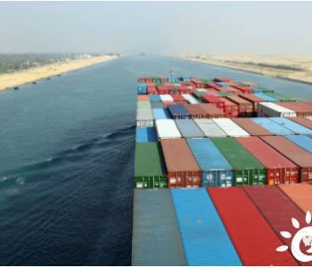 """苏伊士运河""""堵船""""挑动能源市场神经"""