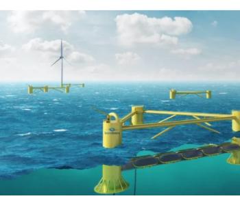 英国开发全新<em>波浪能技术</em>无缝对接浮式风电