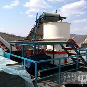 小型立轴制砂机参数型号、工作原理M2