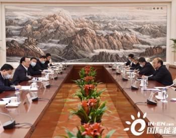 戴厚良会见新疆维吾尔自治区主席雪克来提·扎