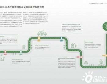 秦淮数据:可再生能源使用比例达51%,将投资不少于2GW风、光伏电站
