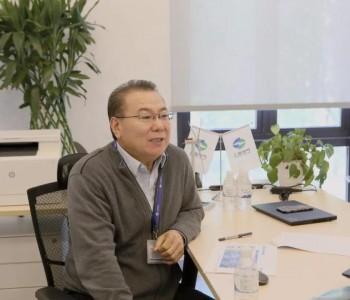 上海电气风电集团首席数字官康鹏举:拥抱工业互联网,打造智联数字
