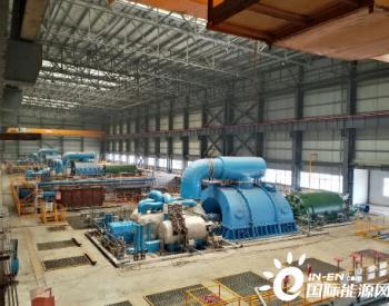 印尼德龙自备电厂项目通过168小时试运行