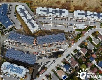 475户!昱能微逆助力加拿大 British Columbia省最大住宅公寓太阳能项目
