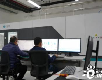 中极氢创自主研发百千瓦级燃料电池电堆测试台交付使用